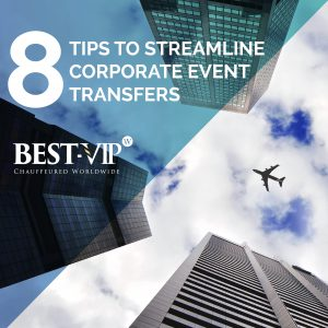 Meeting Planner Tips Streamline Corporate Event Transfers