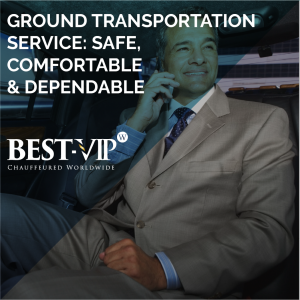 Transportation for group outings require safe, comfortable and dependable vehicles