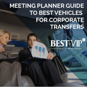 Points to consider when selecting best vehicles for corporate group transfers.