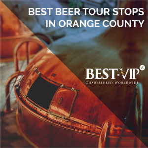 Best Beer Tour Stops in Orange County