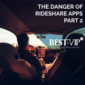Danger of Rideshare Apps