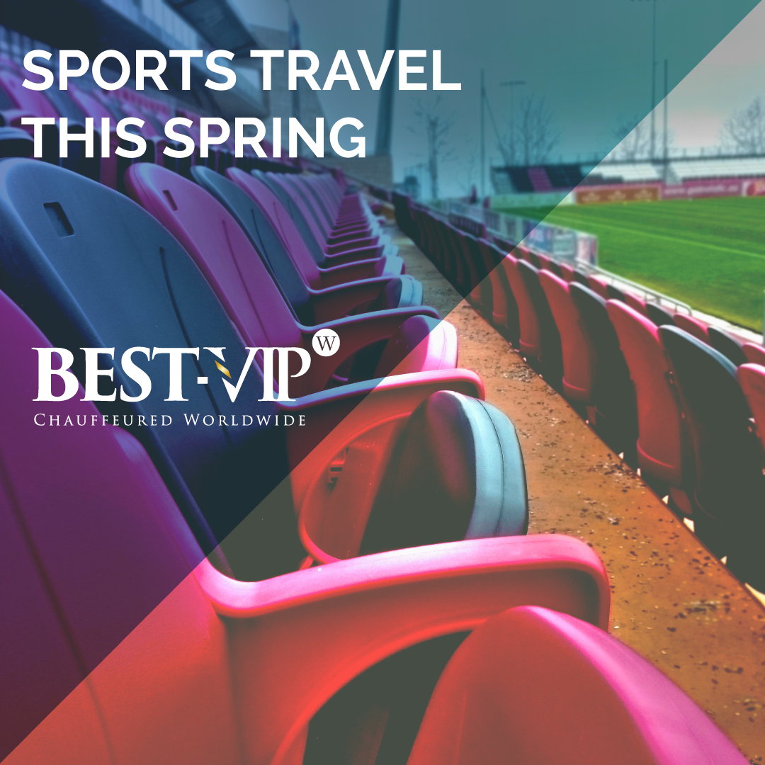spring sports travel