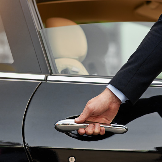 Largest Fleet of Chauffeured Vehicles