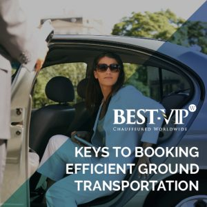 Booking efficient ground transportation is crucial to the success of group events