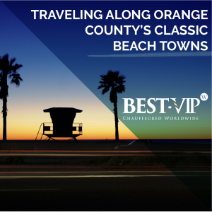 Enjoy the best of Orange County's classic beach towns