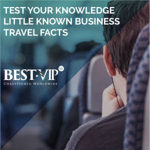 8 Business Travel Facts
