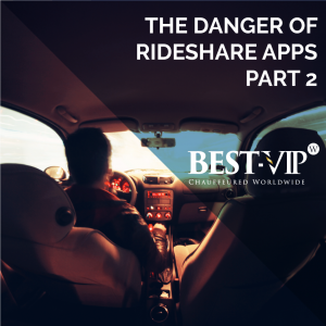 Danger of Rideshare Apps