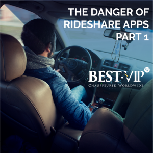 Dangers of Rideshare Apps