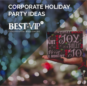 tired of the same party every year organize the best corporate holiday party this season