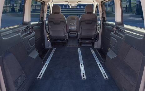Mercedes Sprinter Van Best Vip Chauffeured Worldwide