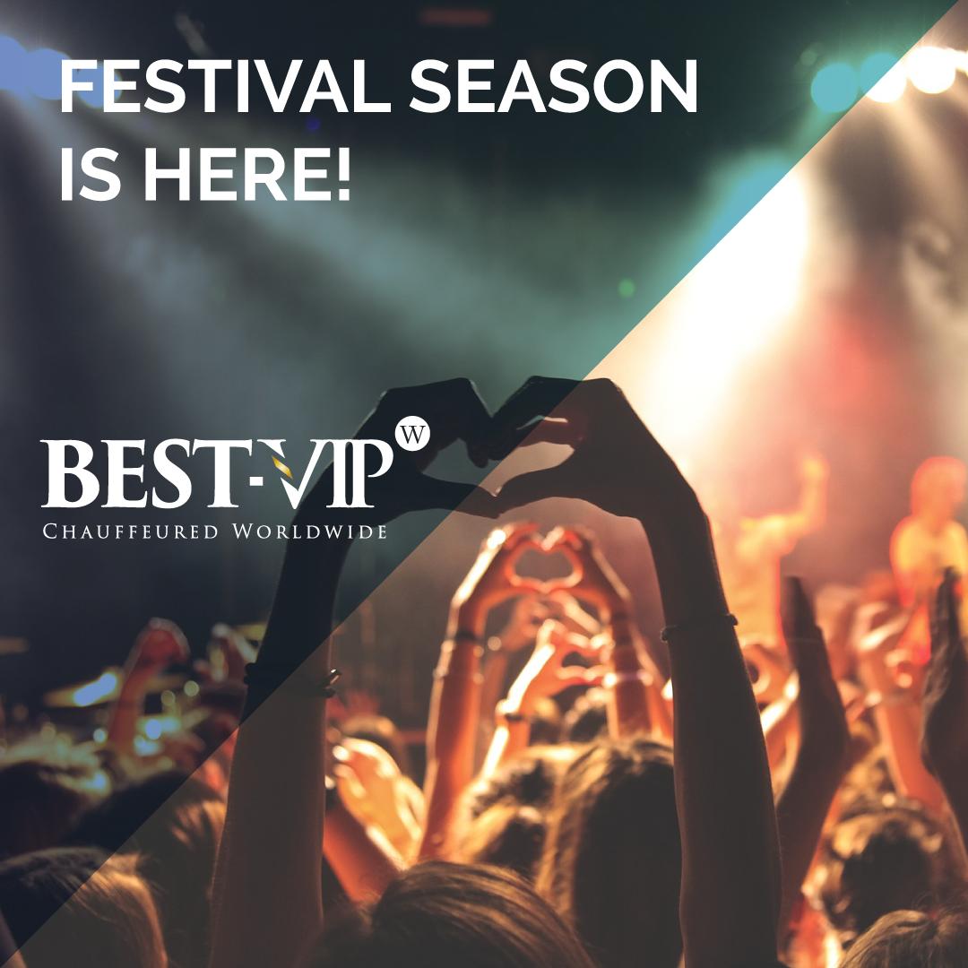 festival season travel