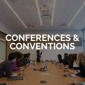 Conferences Conventions