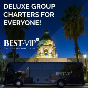 deluxe group charters